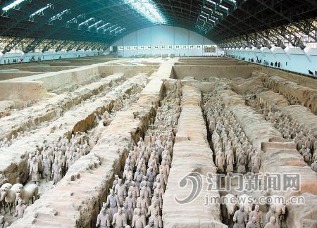 秦始皇帝陵及び兵馬俑坑の画像 p1_10